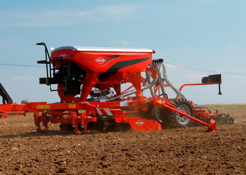 Kuhn affected by lower farm incomes