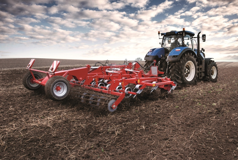New Holland completes Kongskilde acquisition