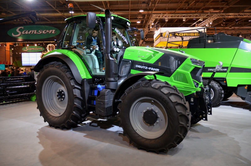SIMA 2017: SDF looks at electrification