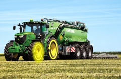 Agritechnica Preview: Intelligent 4wd from John Deere