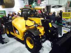 Agritechnica: Cat moves from 'C' to 'D'
