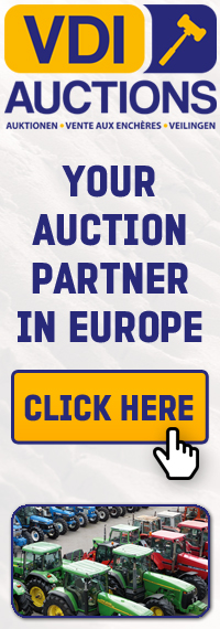 VDI Auctions is active on the worldwide auction market.