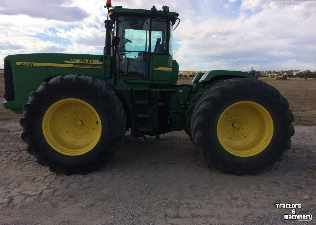 Tractor Pto : John deere wd pto pnt hitch tractor co u s used