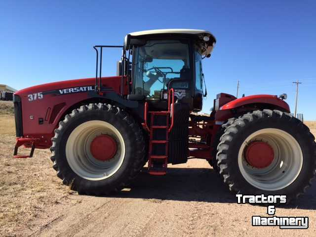 Versatile 375 4wd powershift pto tractor wy usa used for Versatile sheds prices