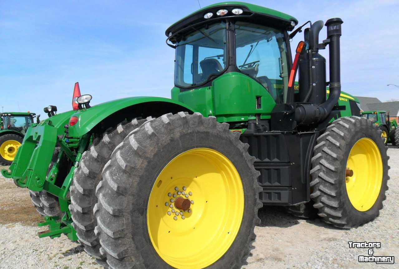 Tractor Pto : John deere r wd spd pt hitch pto ps tractor il usa