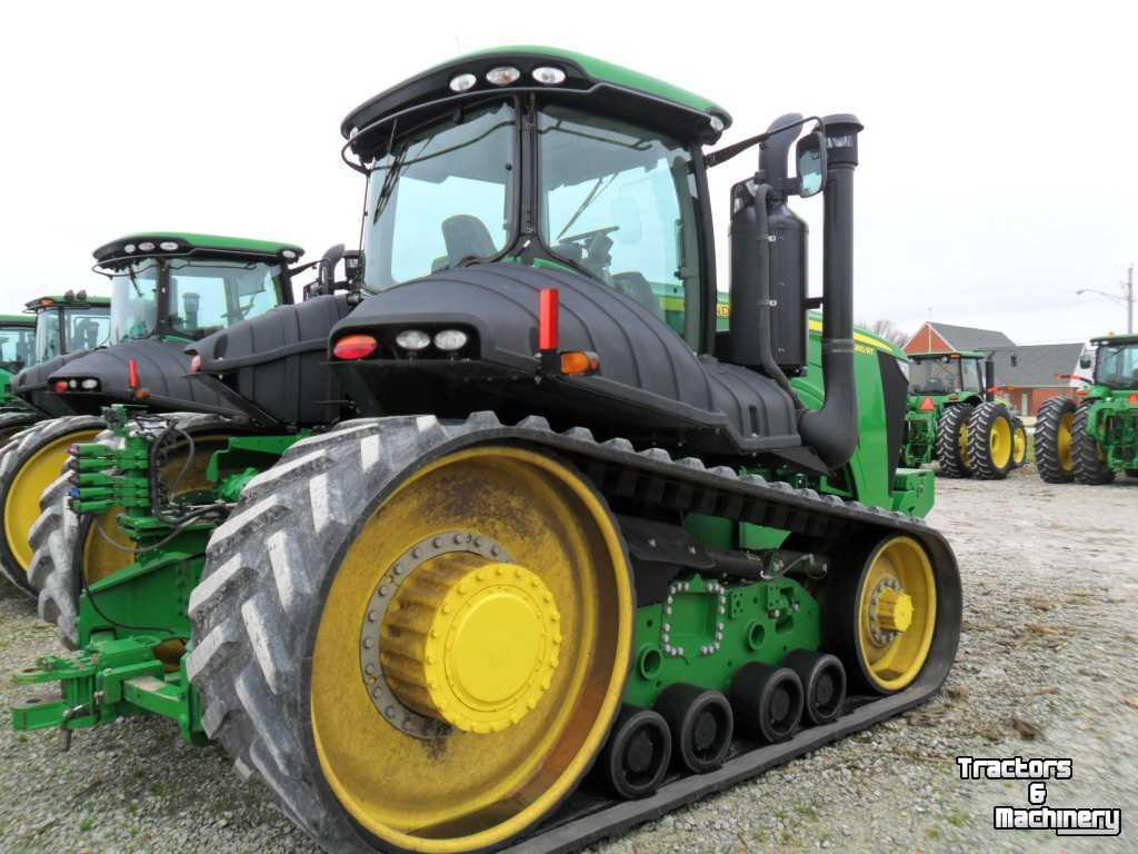 john deere 9560rt tractor tracks - used tractors