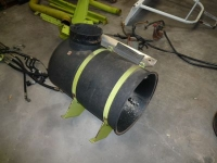 Used parts for forage harvesters Claas Luchtfilterhuis / Airfilter housing