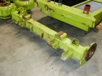 Used parts for forage harvesters Claas Vooras / Front-axle