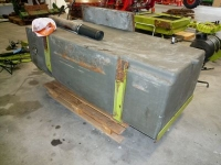 Used parts for forage harvesters Claas Dieseltank / Fueltank