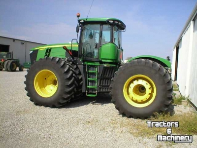 John Deere 9560R 4WD 9000 SERIES ARTICULATED TRACTOR NA ...