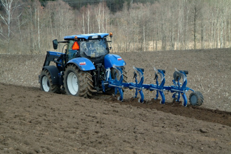 Överum's next generation CX plough