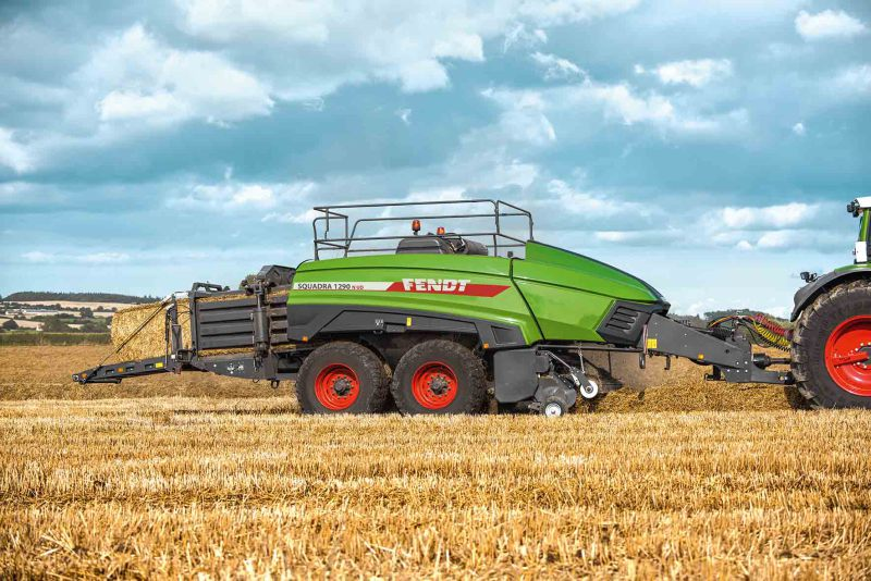 Fendt goes full-line … big time