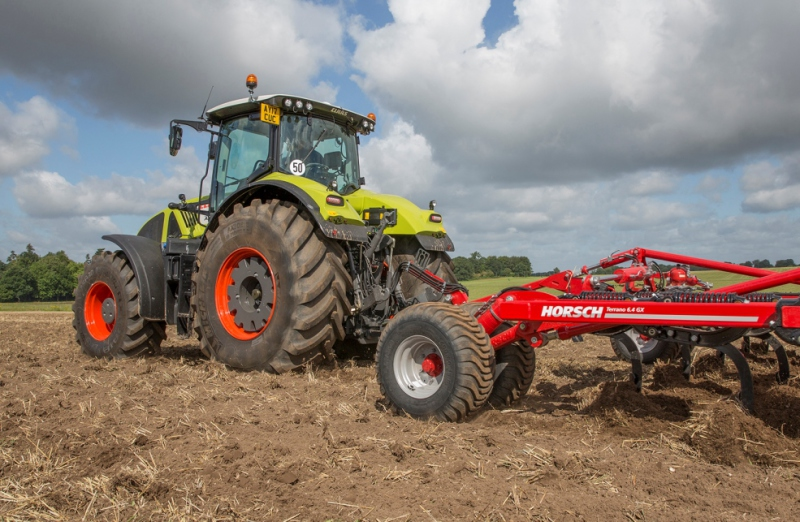 Claas Western partners with Horsch
