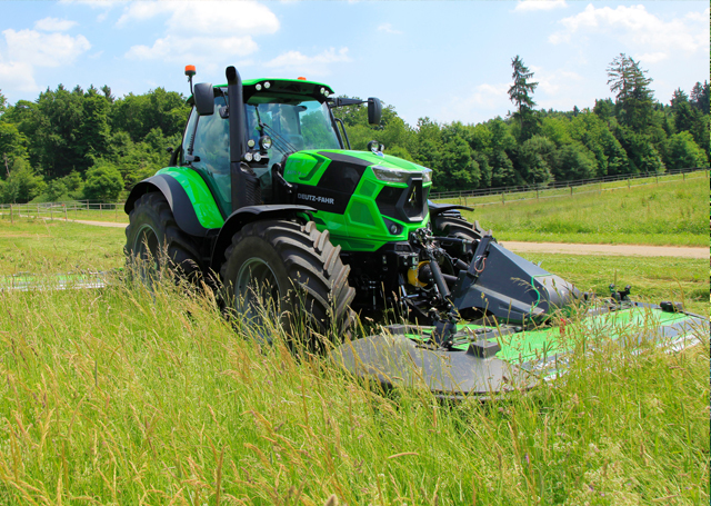 Deutz-Fahr adds four-cyl models to 6-Series