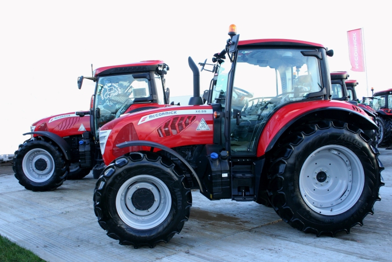 McCormick launches mid-range X6