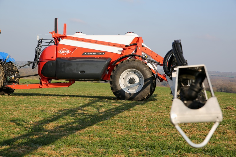 Kuhn expands trailed sprayer range