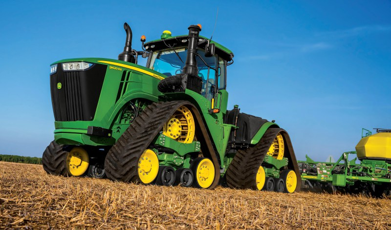 23% increase in Deere net sales