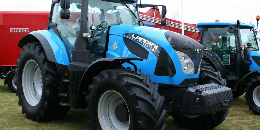 New Landini 7 flagship peaks at 225hp