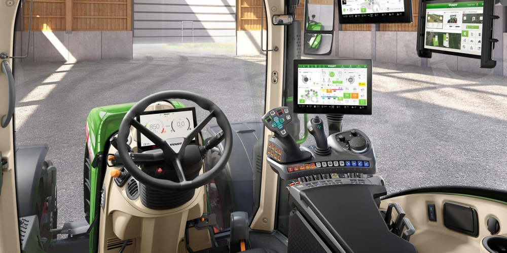 New control system for Vario 300 and 700