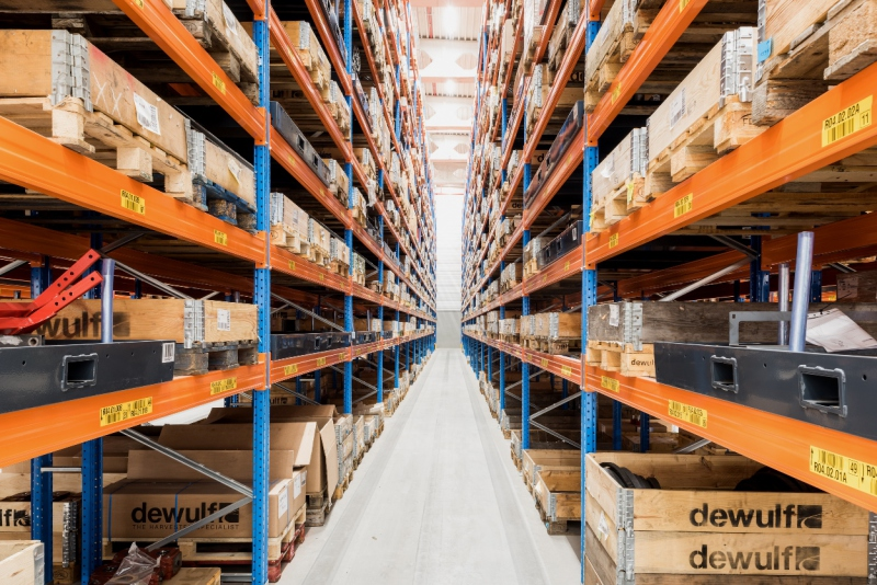 Dewulf opens new logistics centre