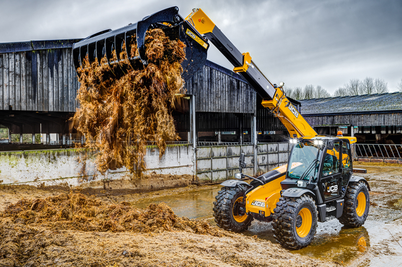 Expanded JCB Multi Shovel attachment range