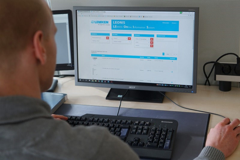 Lemken launches online information portal