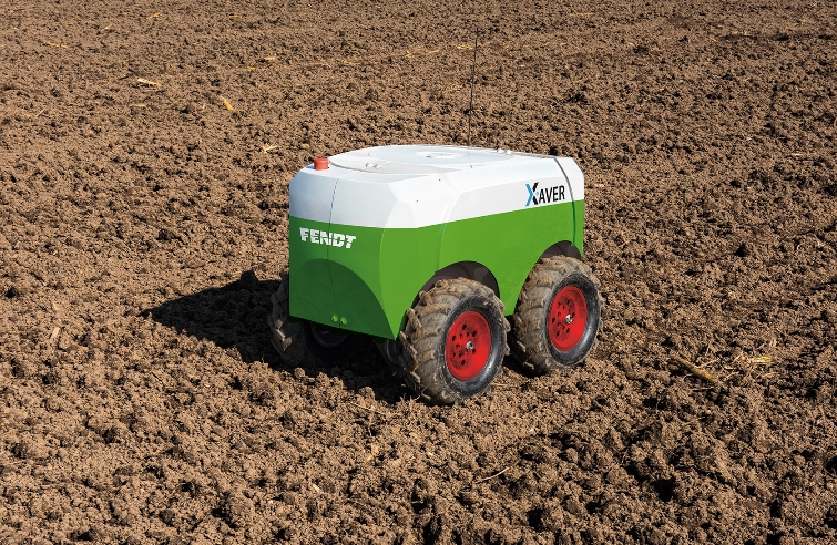 Prize for Fendt Xaver at robotics awards