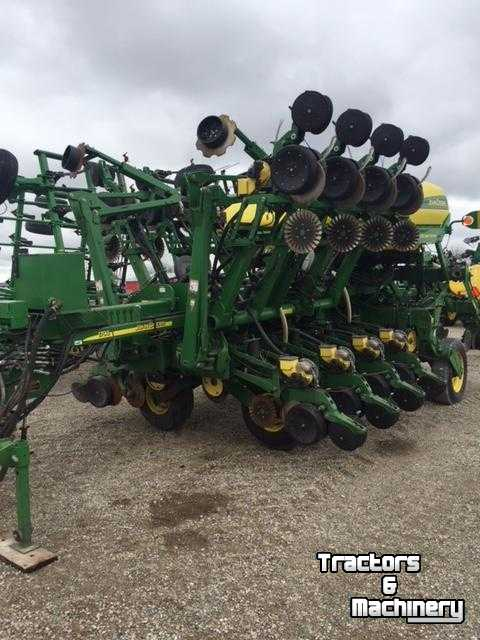 John Deere 1790 Ccs 12 24rn Prodrive Planter Ontario Used