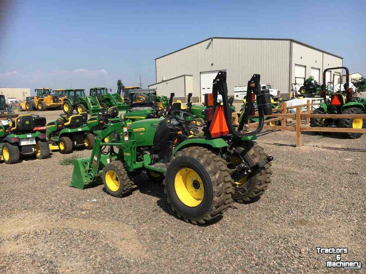 John Deere 2032R MFWD LOADER TRACTOR CO USA - Used Tractors - 2014 - 80631  - Greeley - Colorado - USA