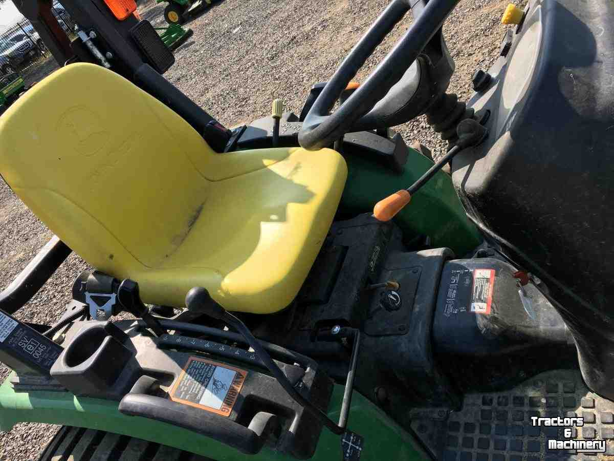 John Deere 2032R MFWD LOADER TRACTOR CO USA - Used Tractors - 2014 - 80631  - Greeley - Colorado - USA