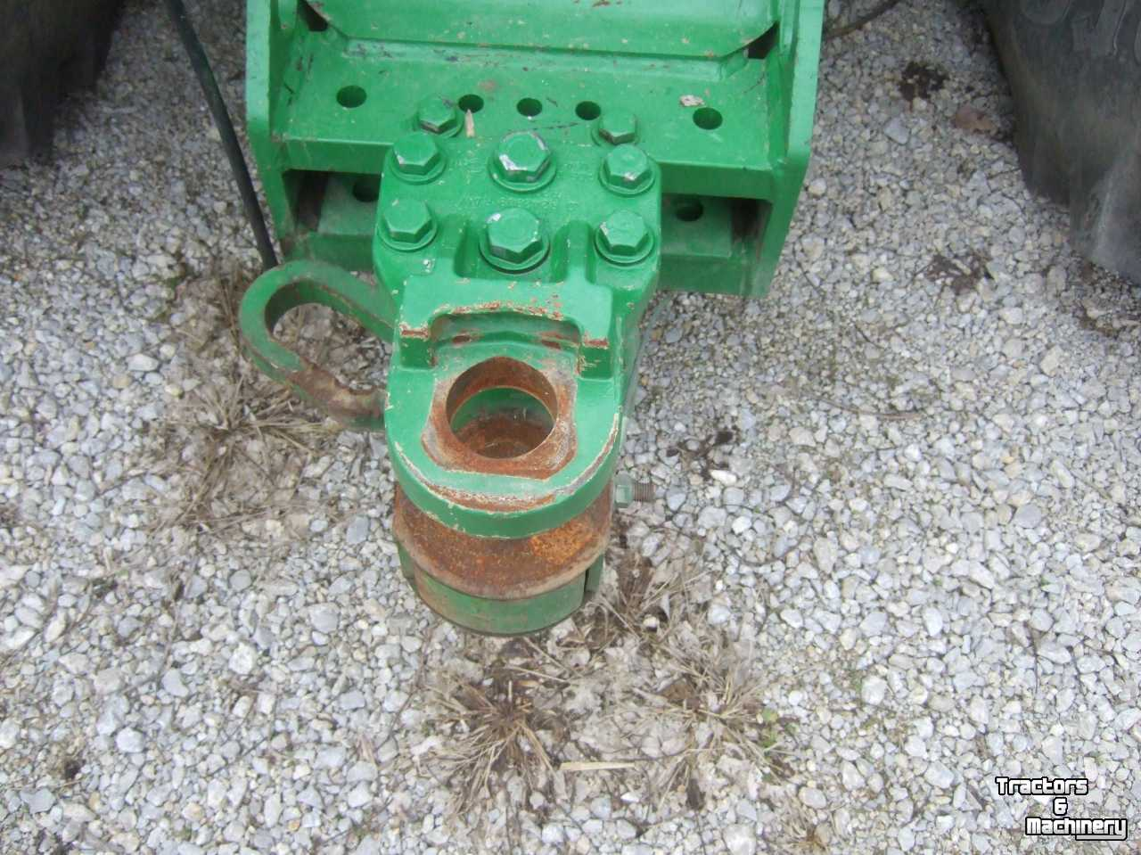 John Deere 9530 DELUXE CAB ACTIVE SEAT 4WD TRACTOR IL USA - Used Tractors -  2008 - IL 62510 - Assumption - Illinois - USA