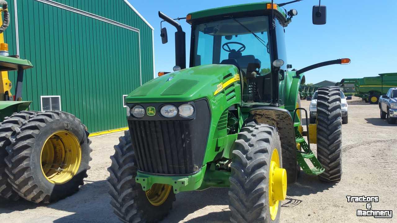 john deere 7720 pq power quad tractor used tractors. Black Bedroom Furniture Sets. Home Design Ideas