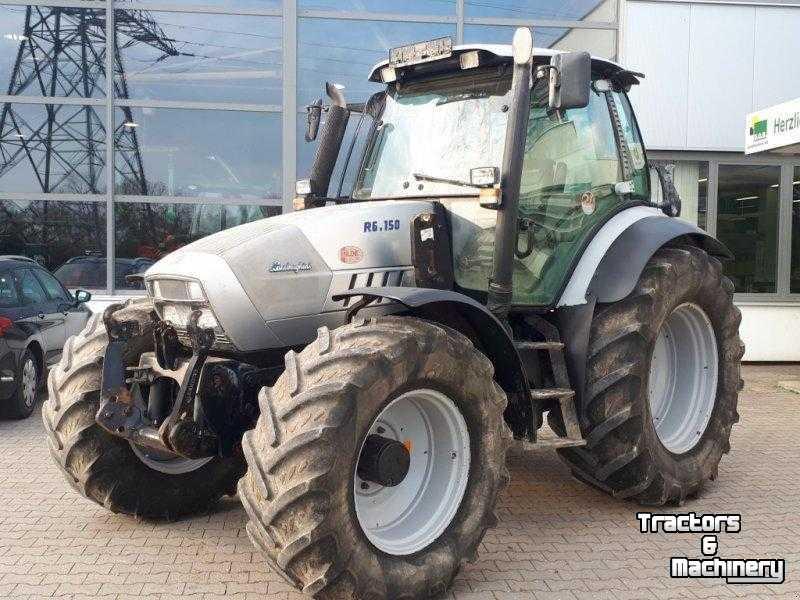 Super Lamborghini R 6.150 Schlepper Traktor Tractor - Used Tractors &WV_94