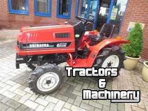 Shibaura 313 4wd Mini Compact Traktor Tractor Tracteur - Used Horticultural  Tractors - 3994 MC - Houten - Utrecht - Netherlands (the)
