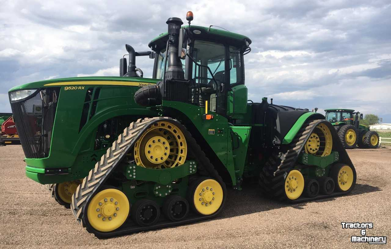 Used Tractors For Sale >> John Deere 9520rx Articulated Tracked Pto Tractor For Sale Co Usa Used Tractors 2017 80631 Greeley Colorado Usa