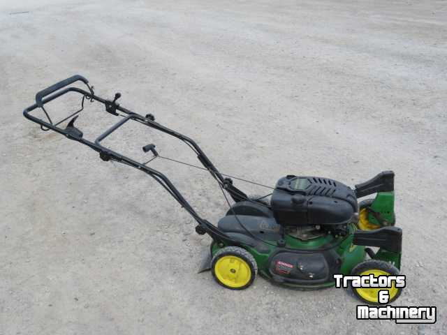 John Deere Js 63 Self Propelled Walk Behind Mower Ontario