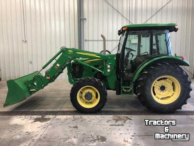 Used Tractors For Sale >> John Deere 5083e 4wd 563 Loader Tractors For Sale Ontario Used Tractors 2011 N0m 1s3 Exeter Ontario Canada
