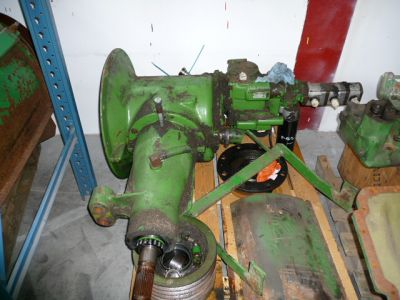 Used parts for forage harvesters John Deere Hydrostaatpomp AZ49120