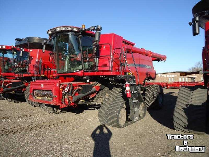 case ih 9240t 4wd combines for sale mn usa used combine. Black Bedroom Furniture Sets. Home Design Ideas