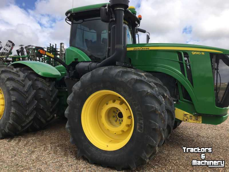 Used Tractors For Sale >> John Deere 9510r 4wd Tractors For Sale Co Usa Used Tractors 2014 80631 Greeley Colorado Usa