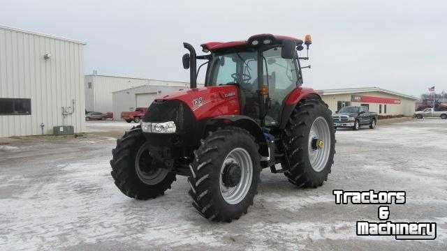 Used Tractors For Sale >> Case Ih Maxxum Mc 4wd Tractors For Sale Mn Usa Used Tractors 2017 Mn 55353 Kimball Minnesota Usa