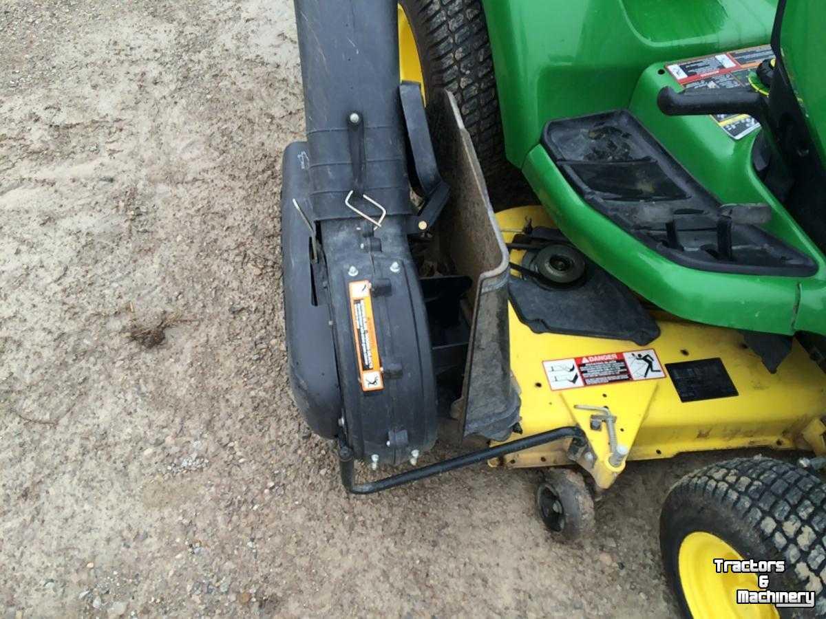 John Deere Lawn Mower Blades : John deere wd blades lawn mower tractor ontario