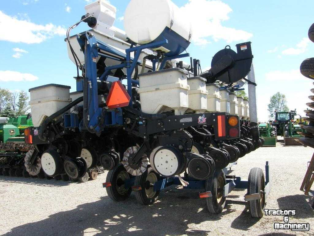 Kinze 8 16rn Row Split Row Planter Ontario Used Vegetable