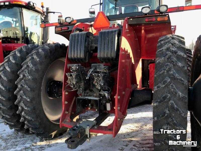 Case Ih Pto Parts : Case ih hd steiger wd pto tractors mn usa used