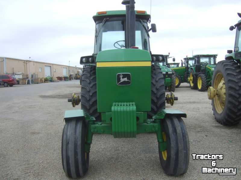 john deere 4640 2wd quad range tractor il usa used. Black Bedroom Furniture Sets. Home Design Ideas