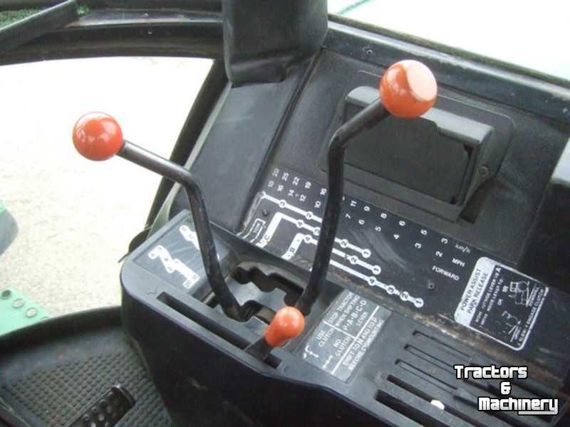 John Deere 4640 2wd Quad Range Tractor Il Usa Used