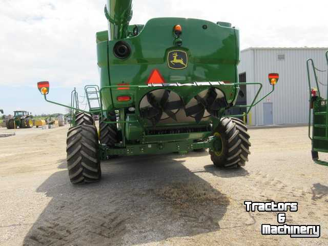 Used Tractor Tires For Sale >> John Deere USED S550 S650 S660 S670 S680 S690 2WD 4WD ...