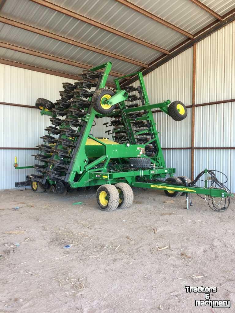 John Deere 1990 Ccl 42ft Planter Co Usa Used Direct Seeder