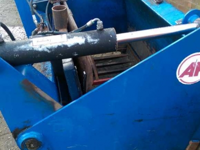 Silage cutting bucket AP NP 1600 Kuilhapper