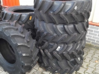 Wheels, Tyres, Rims & Dual spacers Firestone R4000, 360/70R20 Nieuw!